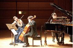 日本製鉄音楽賞 受賞記念コンサート開催 トリオで奏でる「令和」ハーモニー