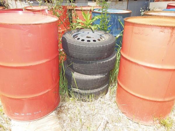 金属リサイクル業者 廃棄物「置き逃げ」警戒