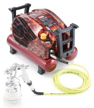 マックス 電動式エアコンプレッサ、小型・軽量商品を発売