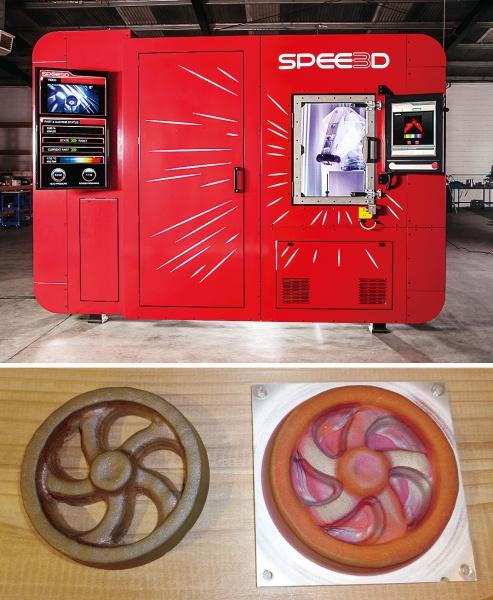 超高速3Dプリンター  イリスが代理店