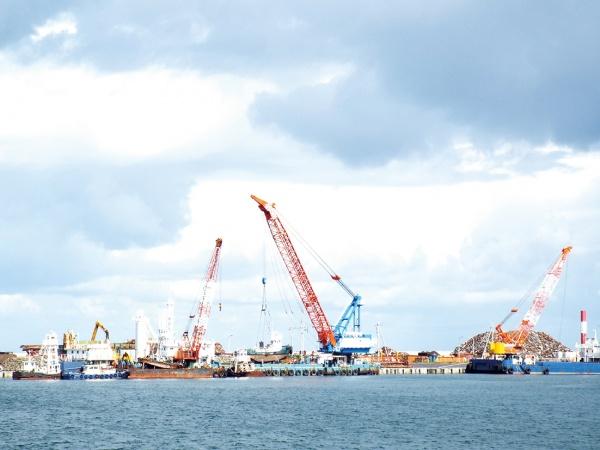 石狩湾新港、スクラップ岸壁新設へ