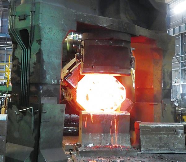 清水鋼鉄・宇都宮 鍛鋼品出荷、最終製品比率15%へ