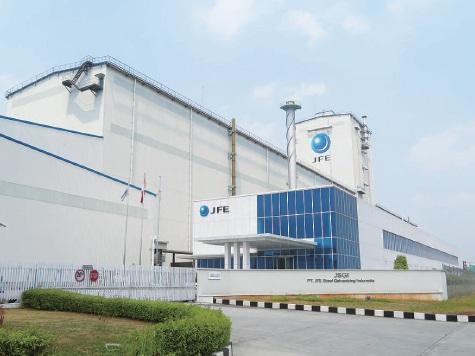 JFES インドネシア車用鋼板拠点、ハイテン比率向上へ
