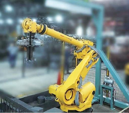 日鉄テックスエンジ、ショットブラスト前処理搬送を自動化 サントクテックに装置納入