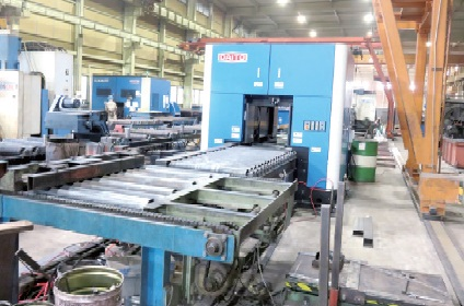 岸和田製鋼、鉄筋加工新工場を建設