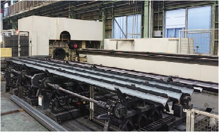 千葉鋼材、3次元レーザー2基体制に増強へ