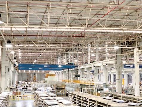 豊通グループ・タイTTAST 鋼板ブランキング加工、IoT化を推進