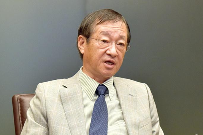 鉄鋼新経営―2030年に向けて― 日本製鉄 橋本英二社長 国内設備能力を適正化 コスト構造、抜本的に立て直し