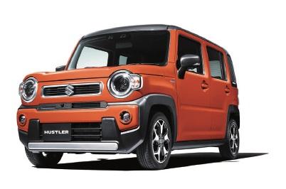 JFES 車体性能評価技術、スズキ新機種に採用