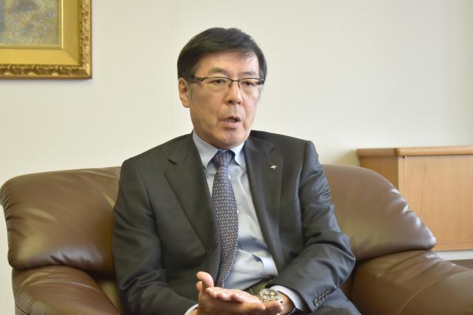 「鉄鋼新経営―2030年に向けて―」神戸製鋼所社長 山口貢氏 戦略投資の収益化急ぐ 鉄鋼、アルミ・銅組織改編 ものづくり力を再強化