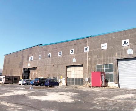 千曲鋼材 ABREX、WEL―TEN 北海道に在庫拠点
