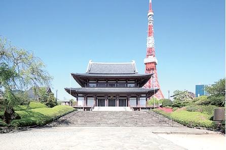 日本製鉄の意匠性チタン 増上寺大殿屋根瓦に採用