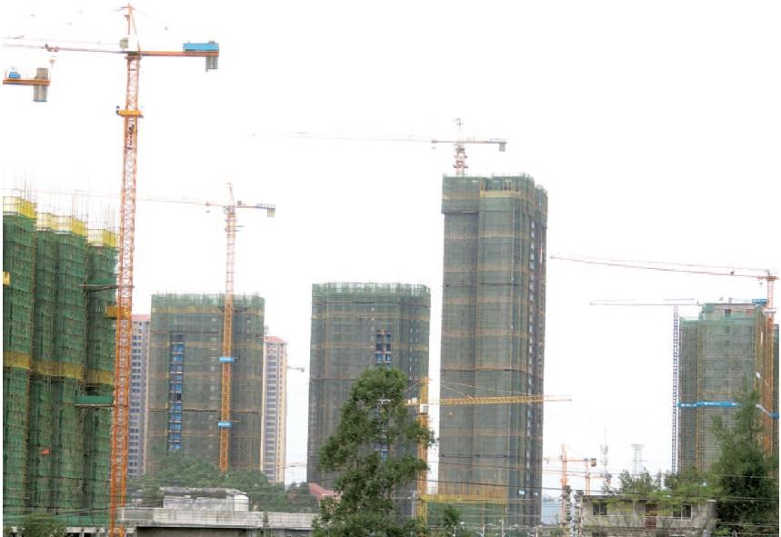 中国市中鋼材在庫 減少転じる