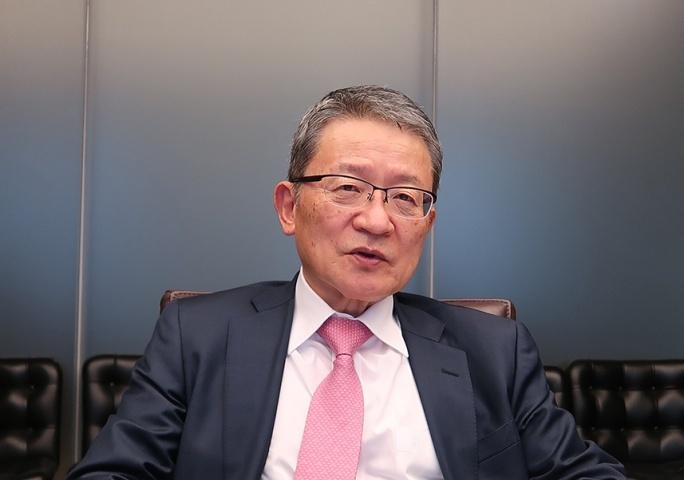 「財務・経営戦略を聞く」日本製鉄副社長 宮本勝弘氏 来期、連結V字回復目指す 次期中計 成長戦略、収益に結び付け