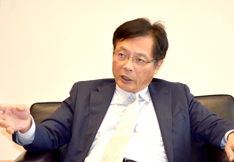 鉄鋼新経営―2030年に向けて― JFEスチール社長 北野嘉久氏 スリムで強靭な企業へ 海外事業、技術供与型に
