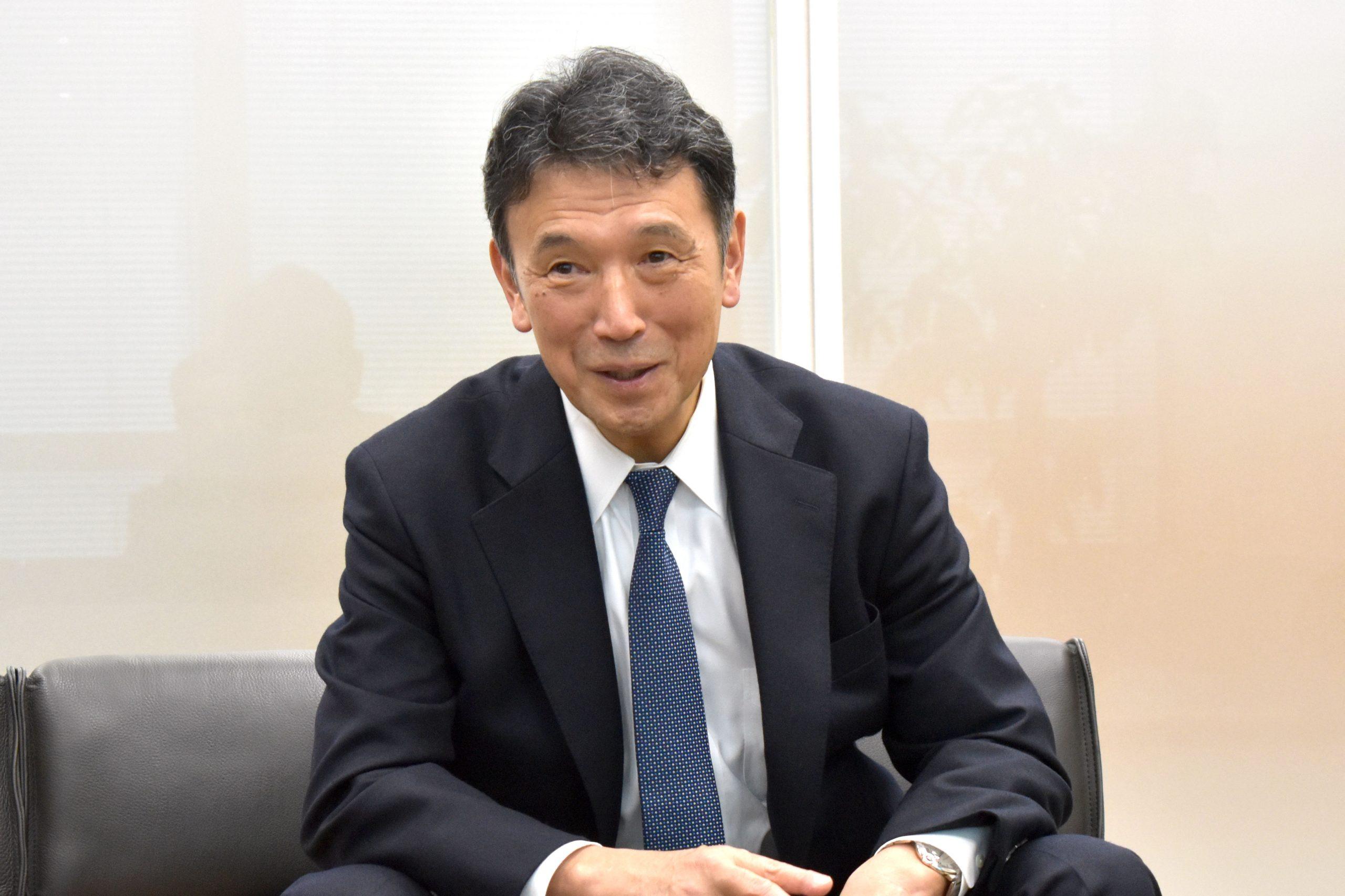 「新社長に聞く」伊藤忠丸紅鉄鋼 塔下辰彦氏 流通業界構造改革 攻めと守りの構えで