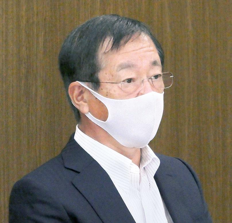 橋本鉄連会長 将来の需要減、個社の対応重要