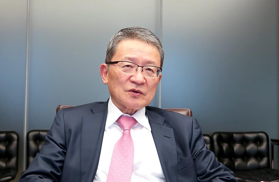 財務・経営戦略を聞く 日本製鉄副社長 宮本勝弘氏 下期連結 生産戻し黒字化へ 効率的意思決定 組織改革が効果