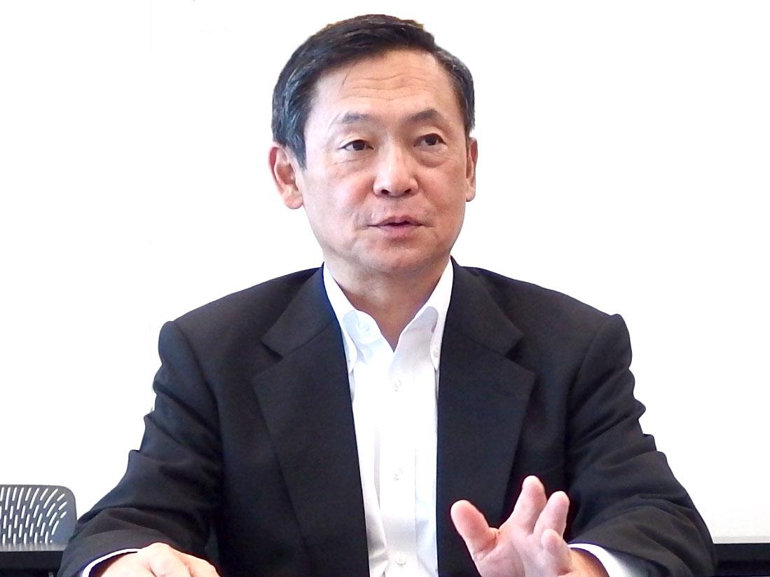 「鉄鋼商社の経営戦略」メタルワン 岩田修一社長 この1年で選択と集中 2つの経営課題推進が最優先