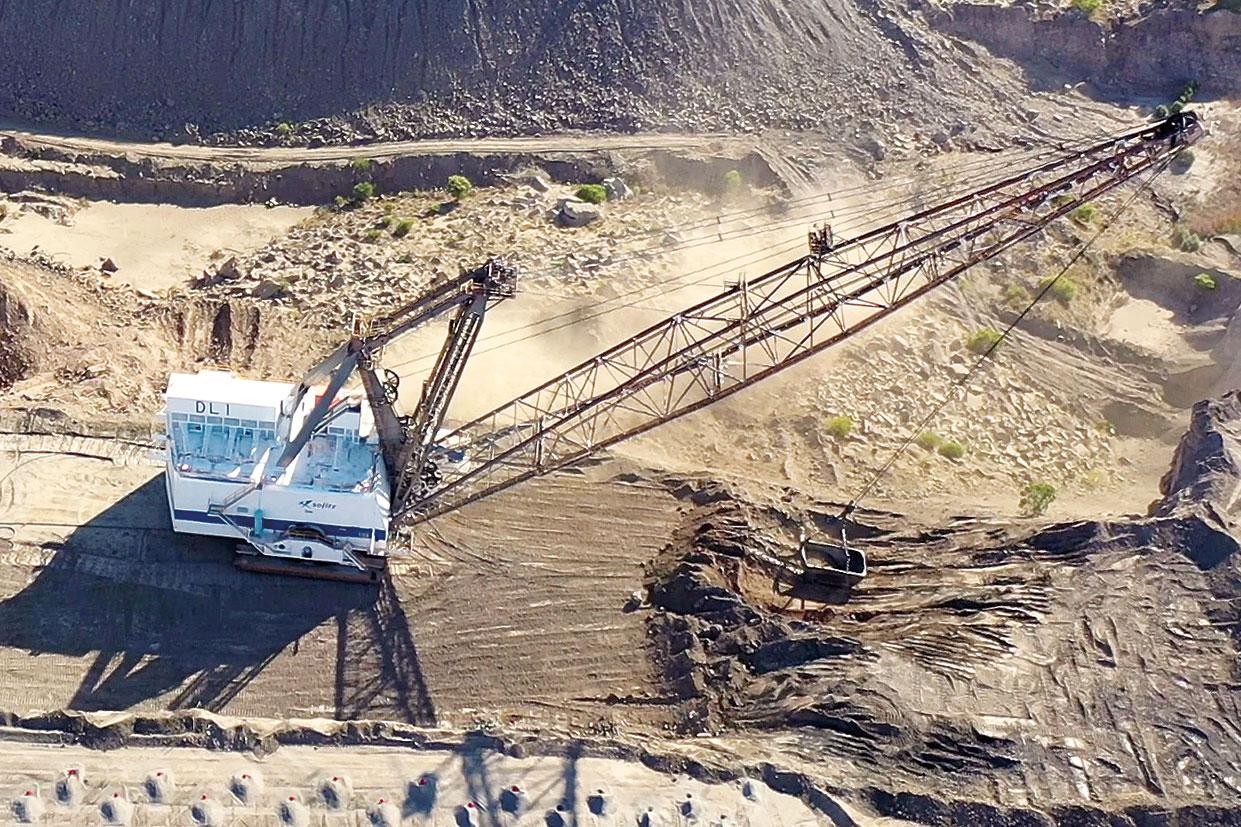 双日、グレゴリー本格化 原料炭持分生産量が過半に