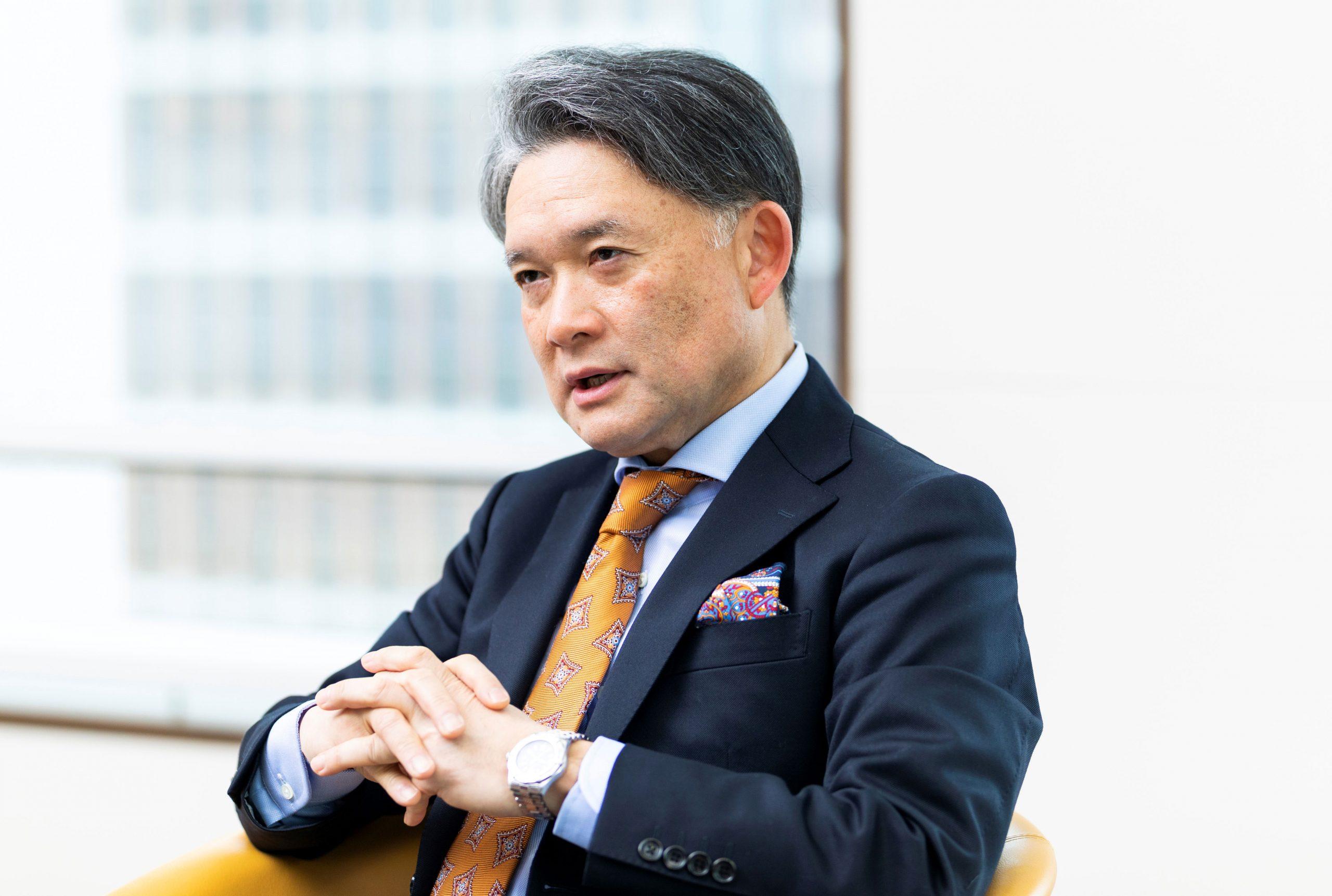 「三菱商事 総合素材グループの事業戦略」常務執行役員・総合素材グループCEO 塚本光太郎氏 枠組み越えた機能追求 従来と異なる次元で投資