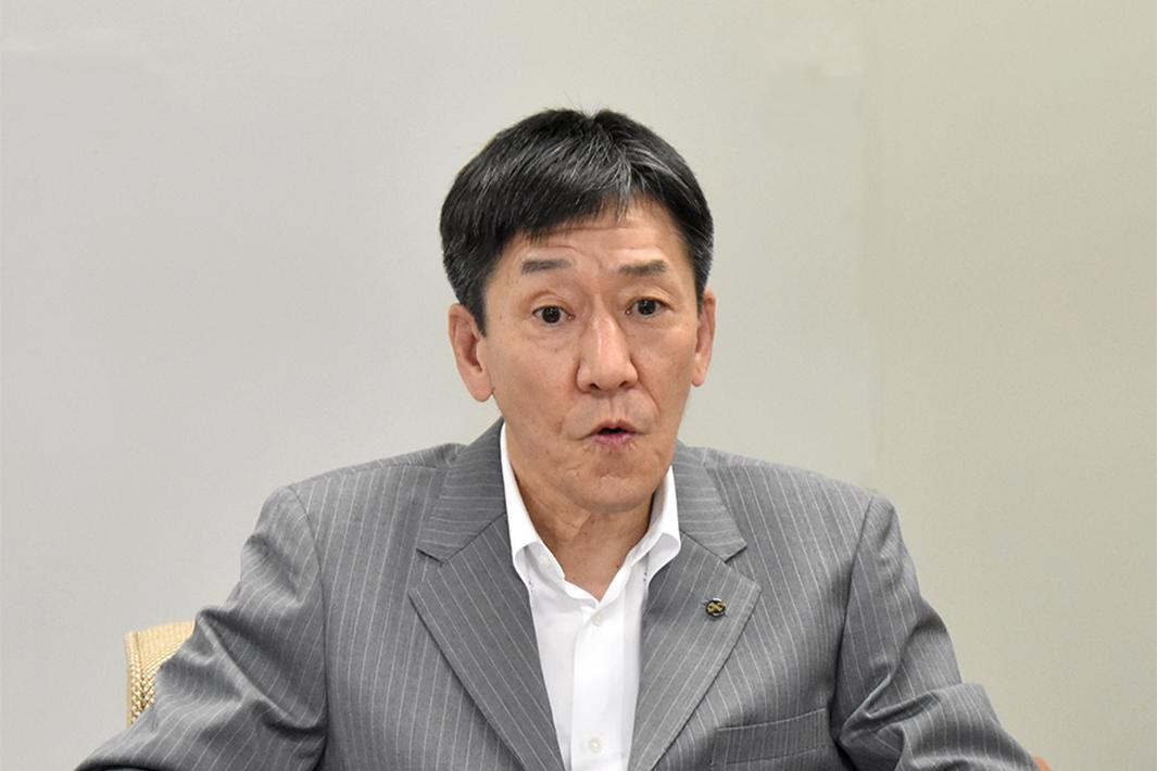 鉄鋼新経営―2030年に向けて― 日本金属社長 下川康志氏 マルチマテ対応へ設投 新たなニーズ応え得る体制に