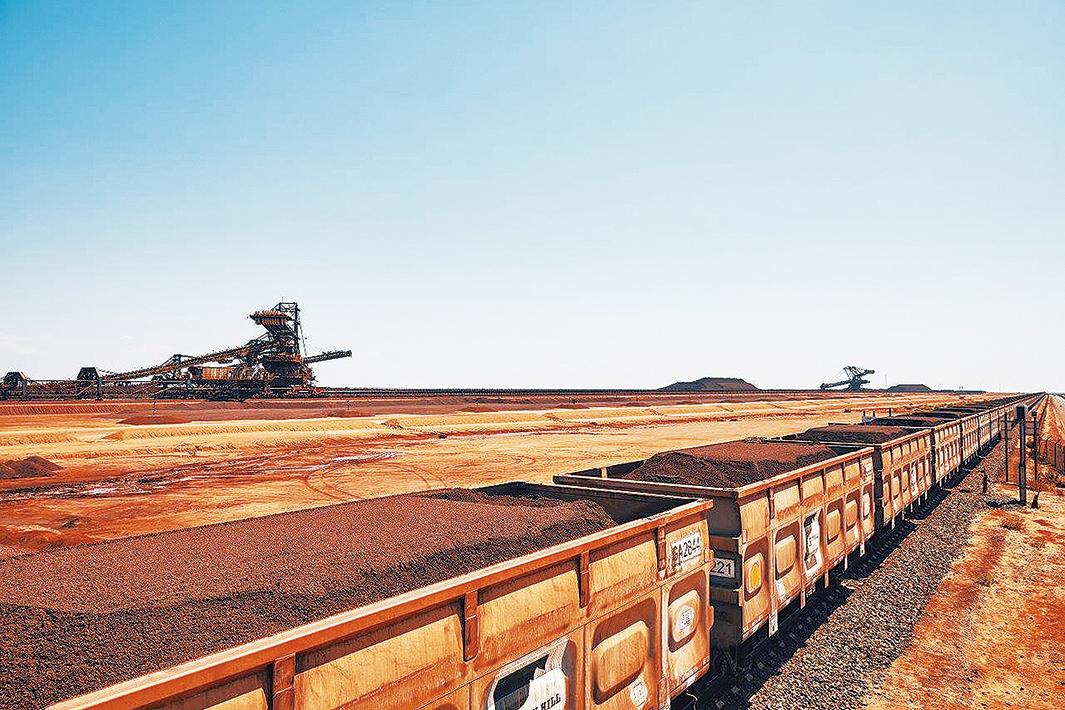 丸紅、ロイヒル鉄鉱山増強完了