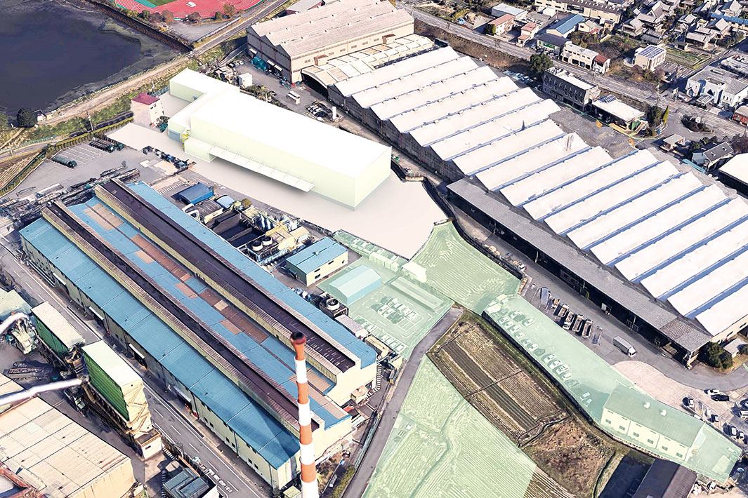共英製鋼枚方 IoT活用、工場自動化を推進