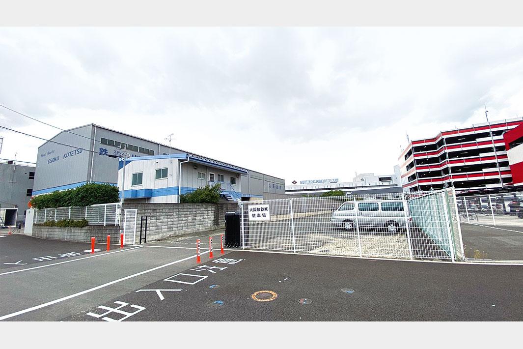 大阪故鉄、諸福工場を拡張