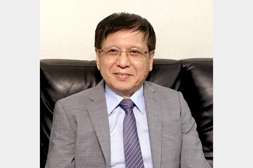 「未来へ見出す活路 台湾の循環経済」台湾資源再生協会 黄孝信理事長 高度な産業生態システムを 環境・経済、ウィンウィンに