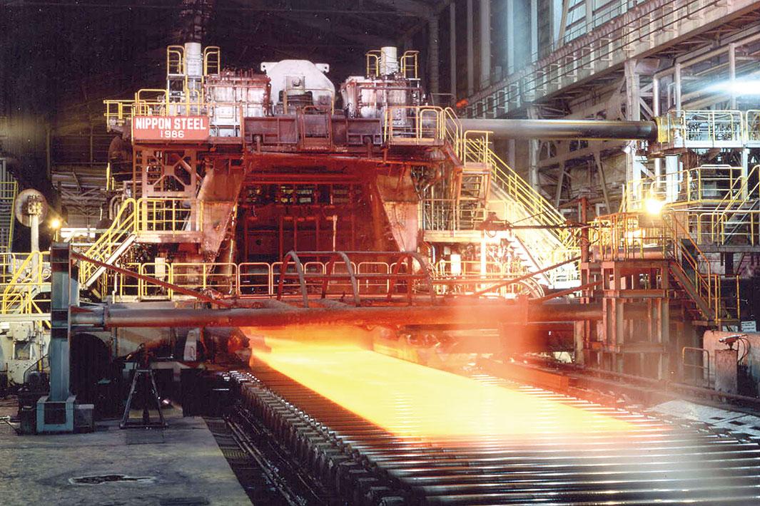 「未来へ 見出す活路 高度化する厚板マーケット」メーカー、高級鋼領域目指す 造船などニーズ対応深化