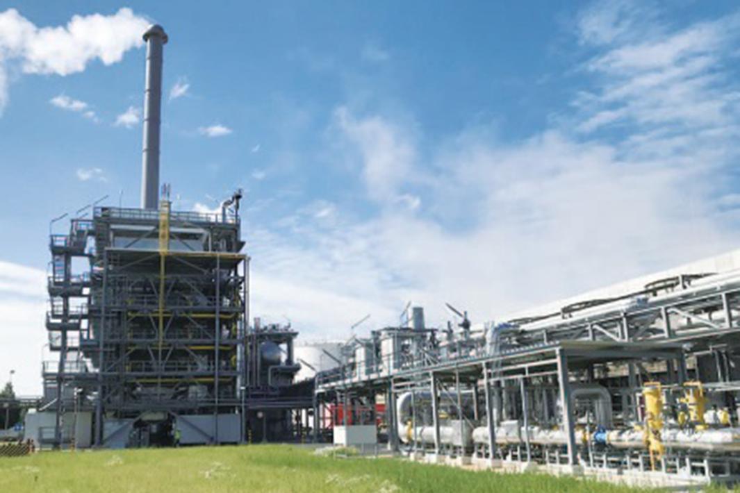 JFEエンジ、オランダ化学工場向けボイラープラント竣工