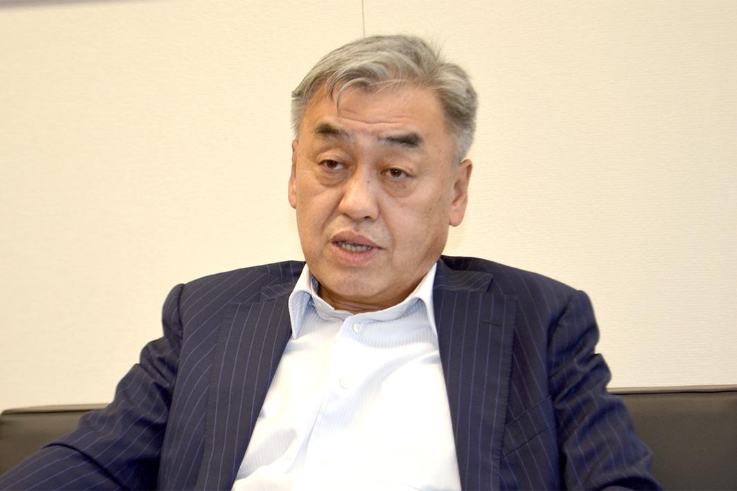 営業戦略を聞く JFEスチール 小林俊文副社長 製品価格体系を再構築 原料高、鋼材価格に反映へ