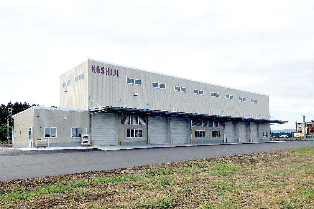 日鉄物産システム建築 上期、受注高過去最高127億円