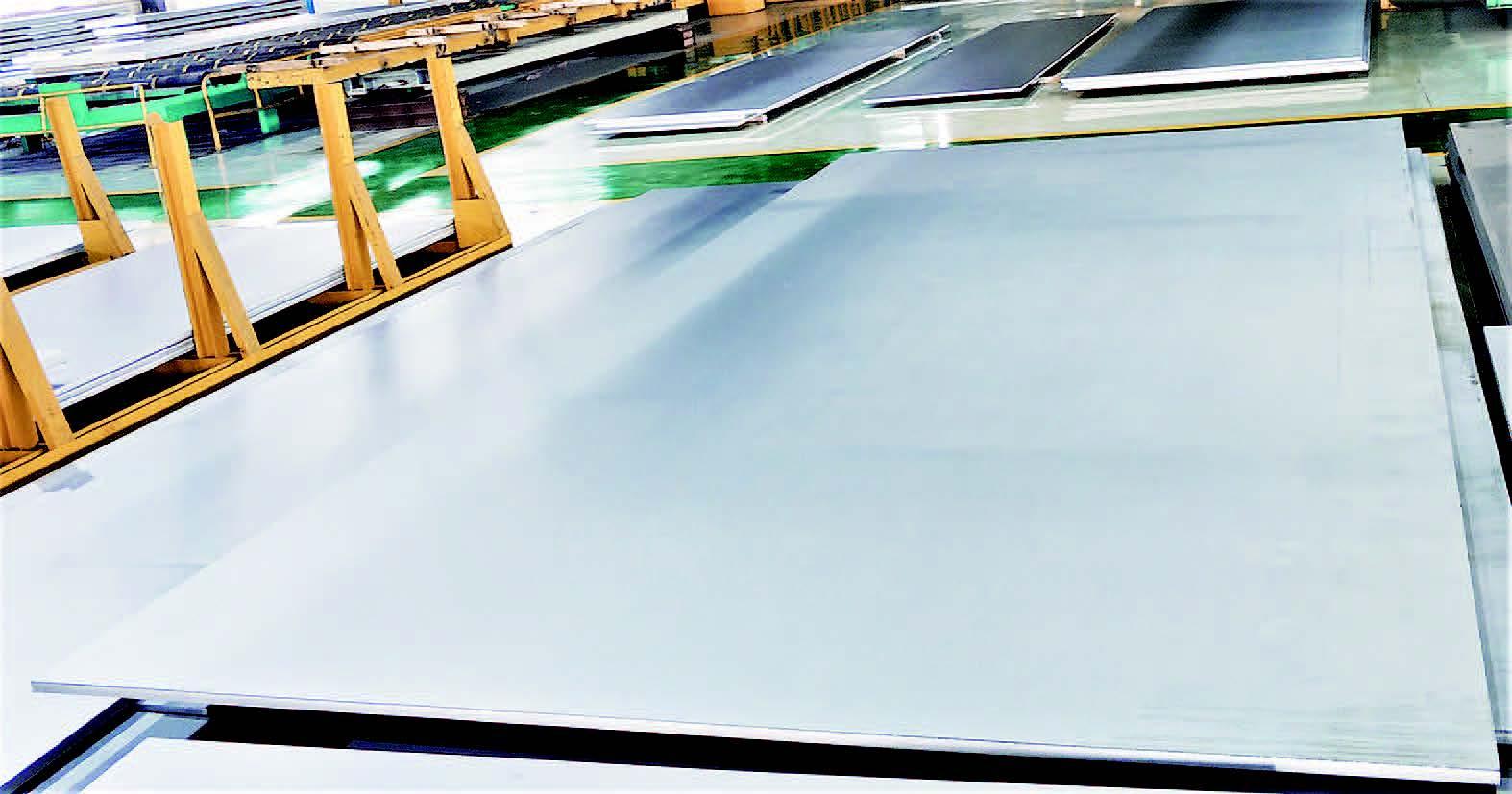 日本冶金工業、高ニッケル耐熱合金 超広幅プレート製品化