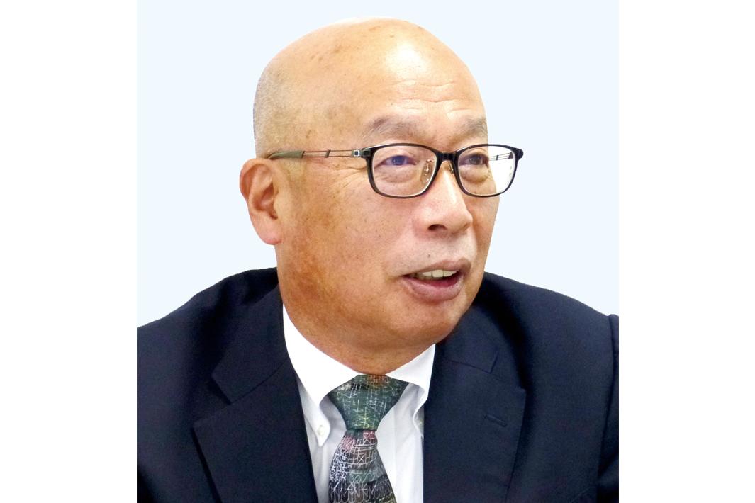 コベルコマテリアル銅管の事業戦略 角田秀夫社長に聞く  下期需要、徐々に改善へ