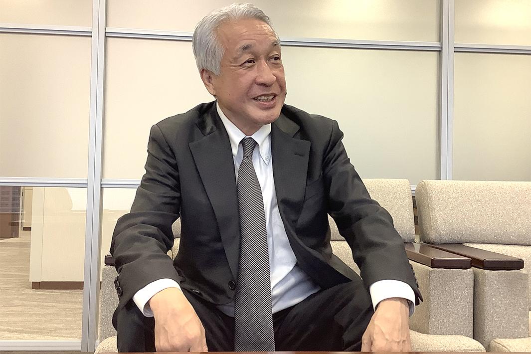 三井物産スチールの新・経営戦略 宇都宮悟社長 人材育成を徹底強化