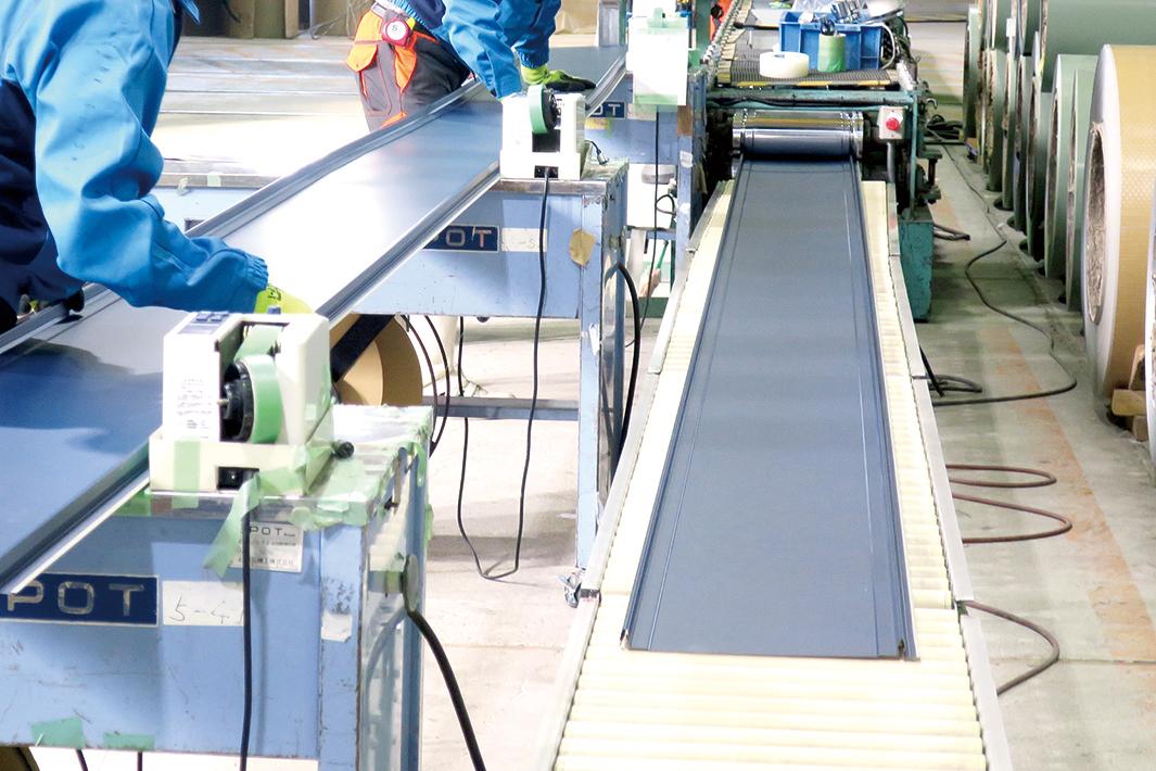 「未来へ 見出す活路」対応力問われる建材薄板流通 金属外装材の市場深掘り ニーズ動向捉え存在感を