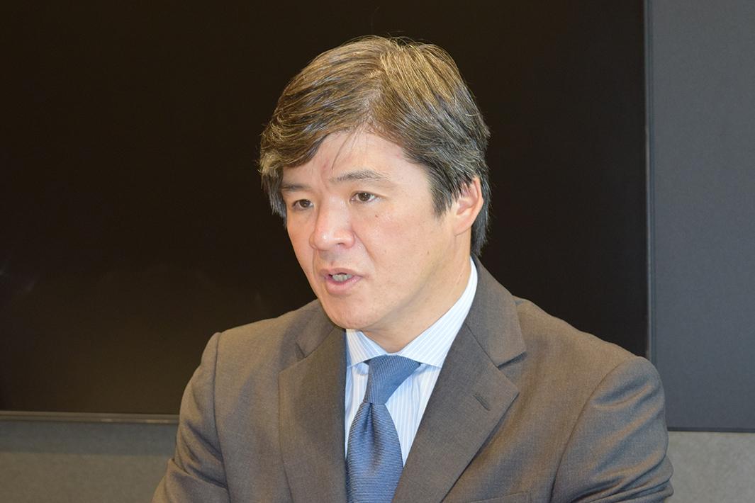 三井物産・鉄鋼製品本部の事業戦略 藤田浩一執行役員 組織の筋肉質化加速