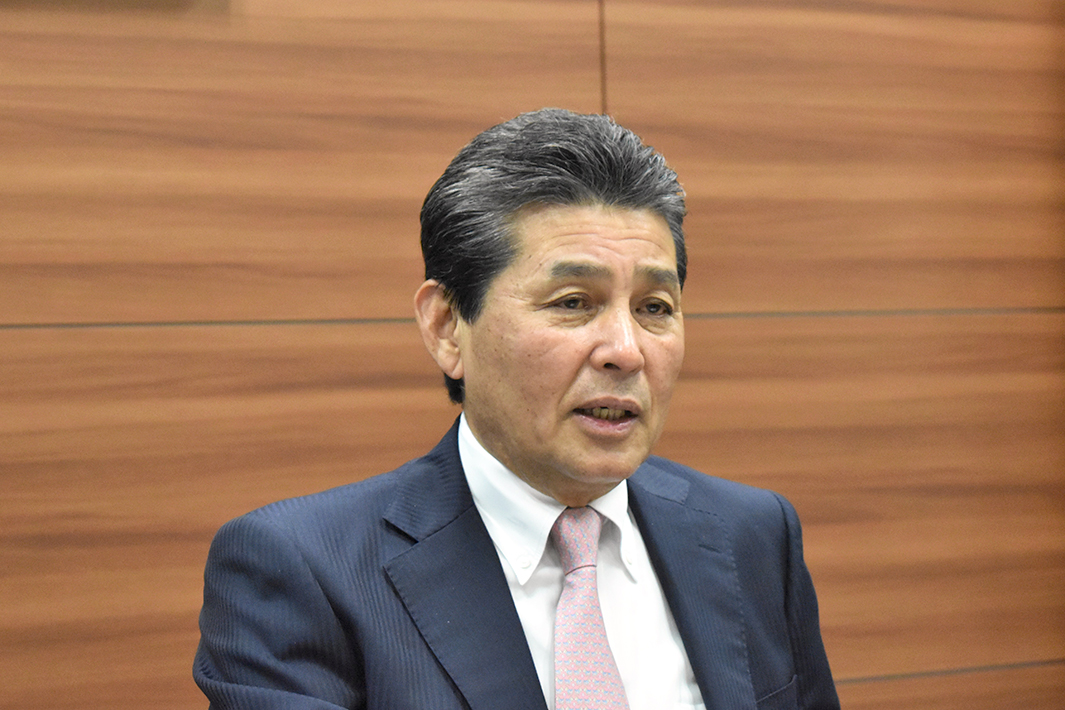 鉄鋼新経営―2030年に向けて― 日鉄ステンレス社長 伊藤仁氏 100万トンで利益出す体質に 全社の最適生産体制を追求