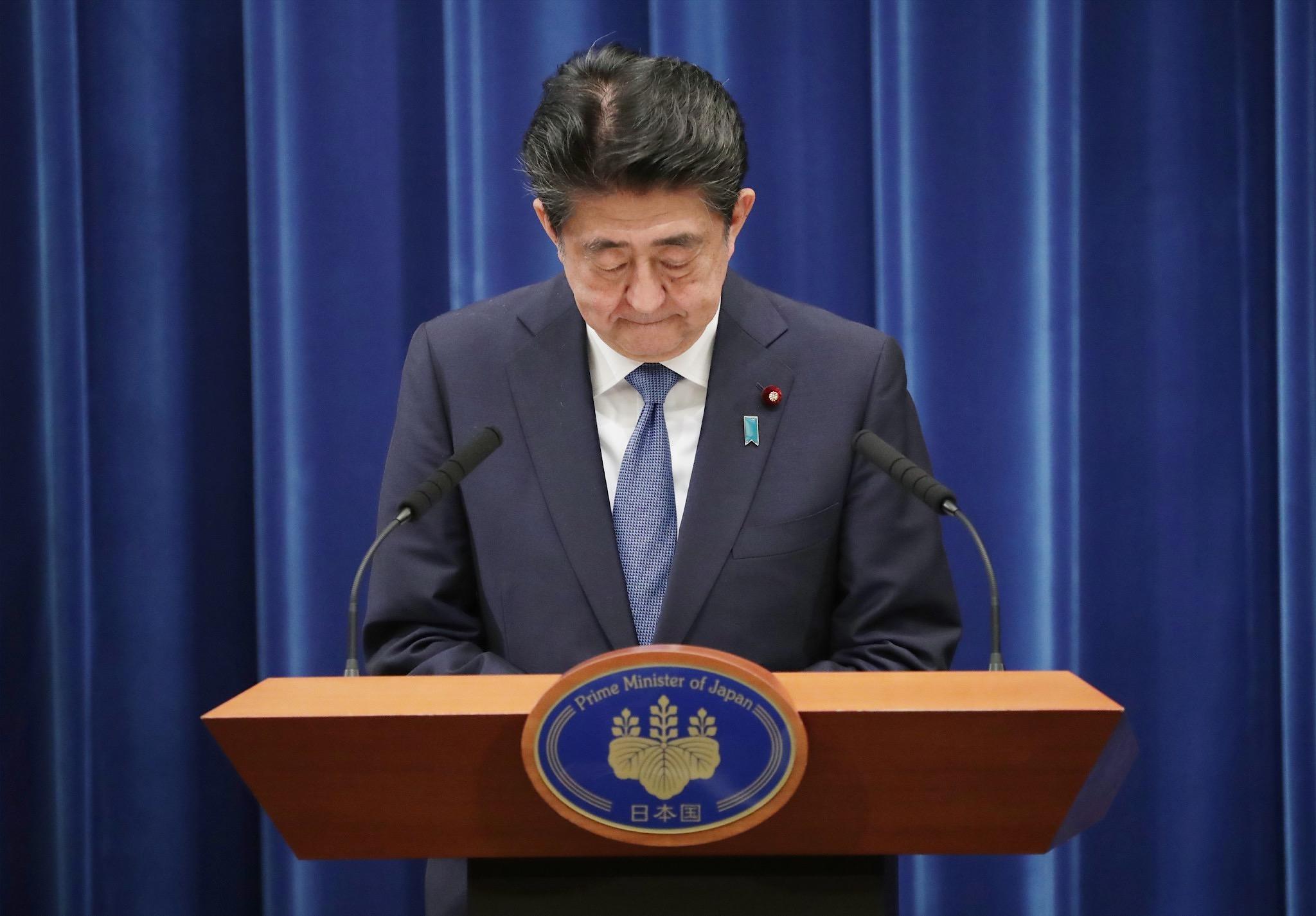 【国内3位】安倍首相が退陣、後任に菅氏