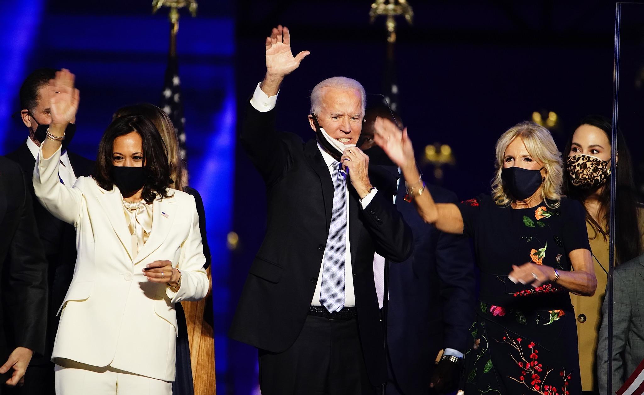 【海外2位】米大統領選でバイデン氏勝利