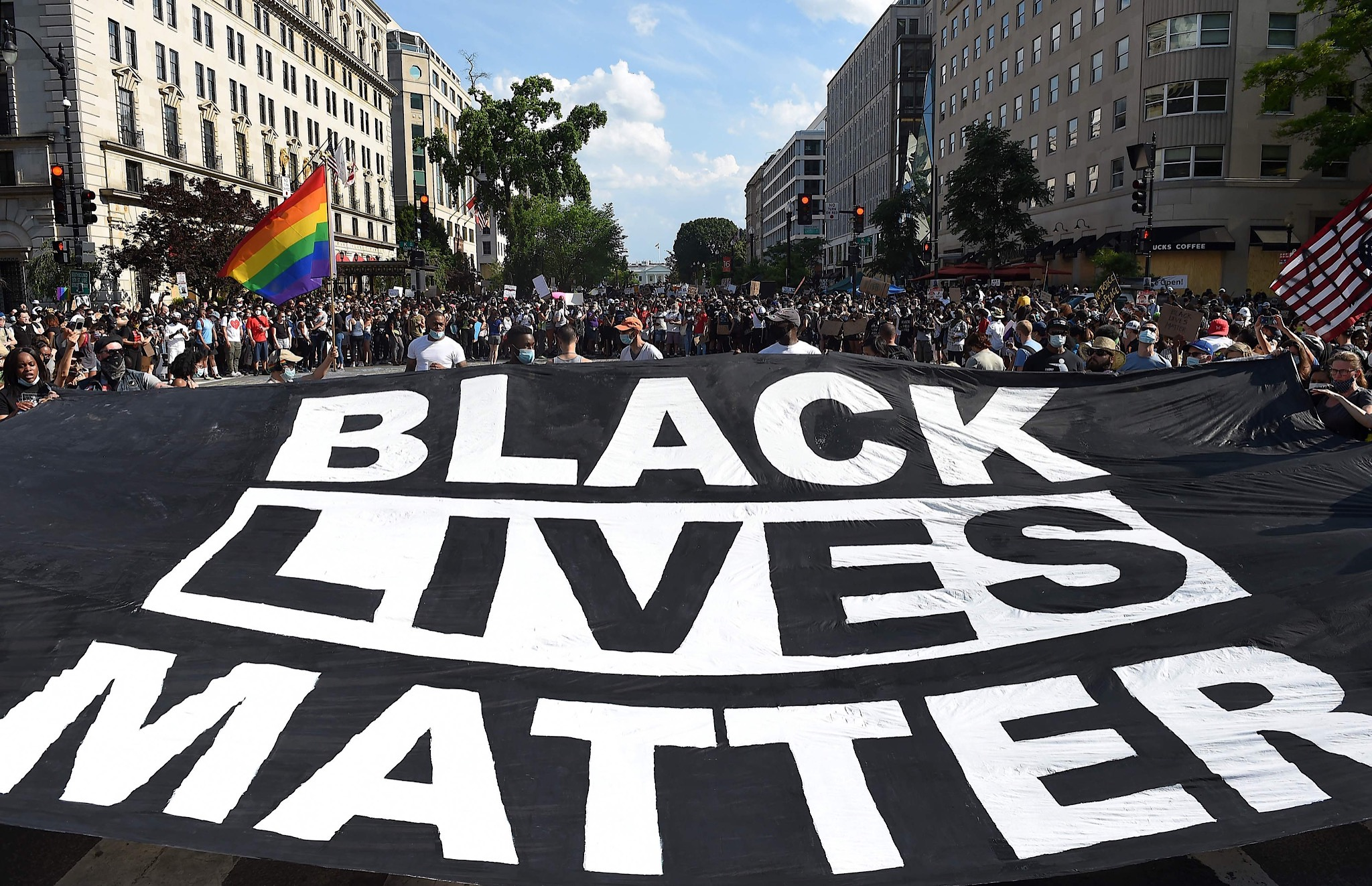 【海外5位】全米で人種差別抗議デモ