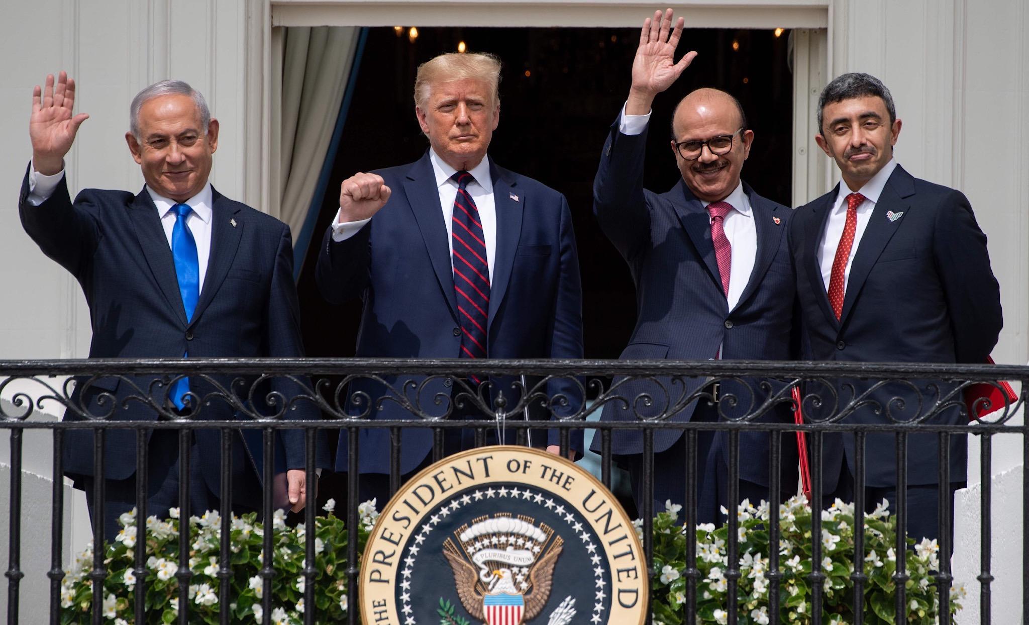【海外8位】イスラエルとアラブ諸国が国交正常化