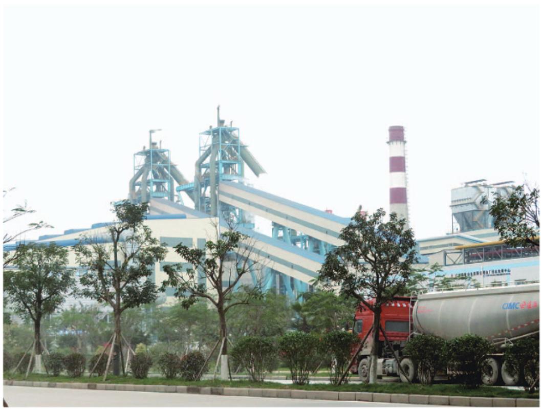 中国南部に鉄鋼投資集中 広西自治区・広東省で将来粗鋼1億トンへ 東南ア需給揺さぶる