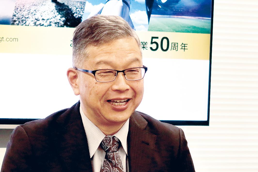 「兼松トレーディング 創業50周年」江見智維社長 既存モデル・川上展開・新事業 3つの戦略で100年企業へ
