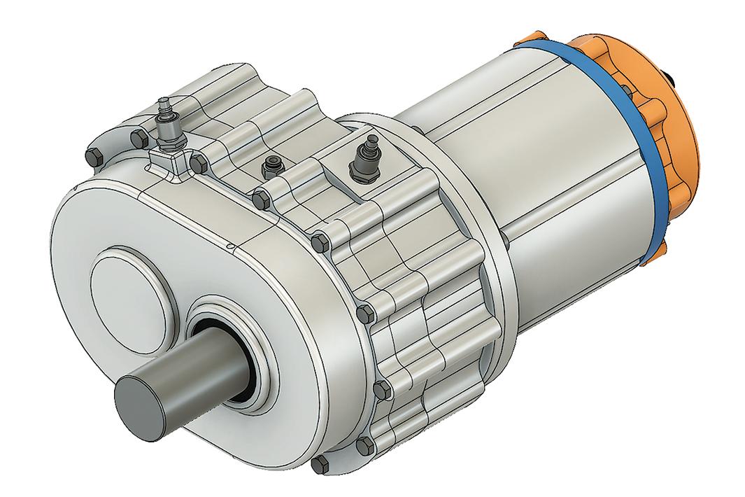 愛知製鋼 EV向け電動アクスル、40%小型軽量化を実現