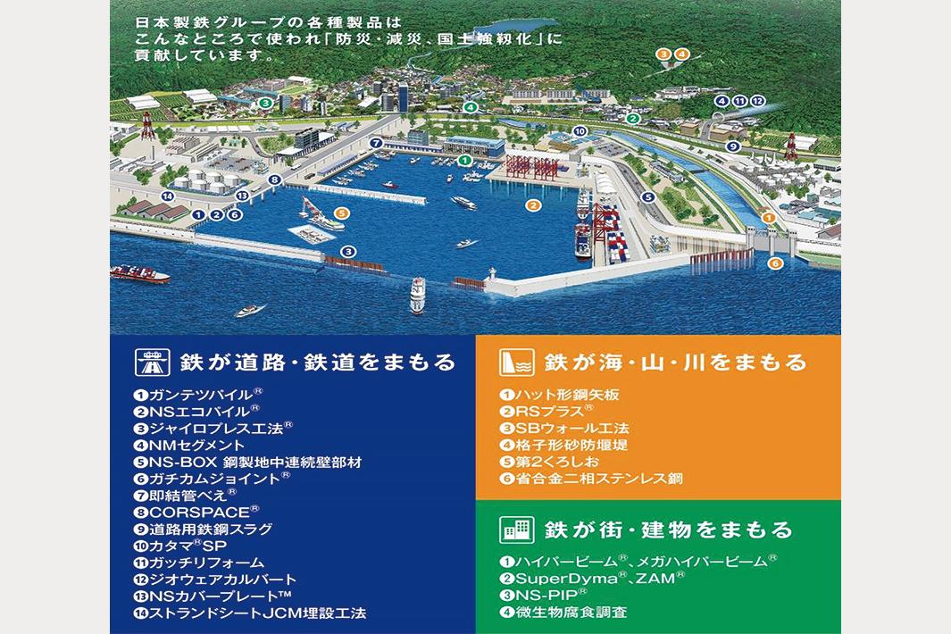 建設技術展2020関東、日鉄グループ8社が出展 オンライン開催