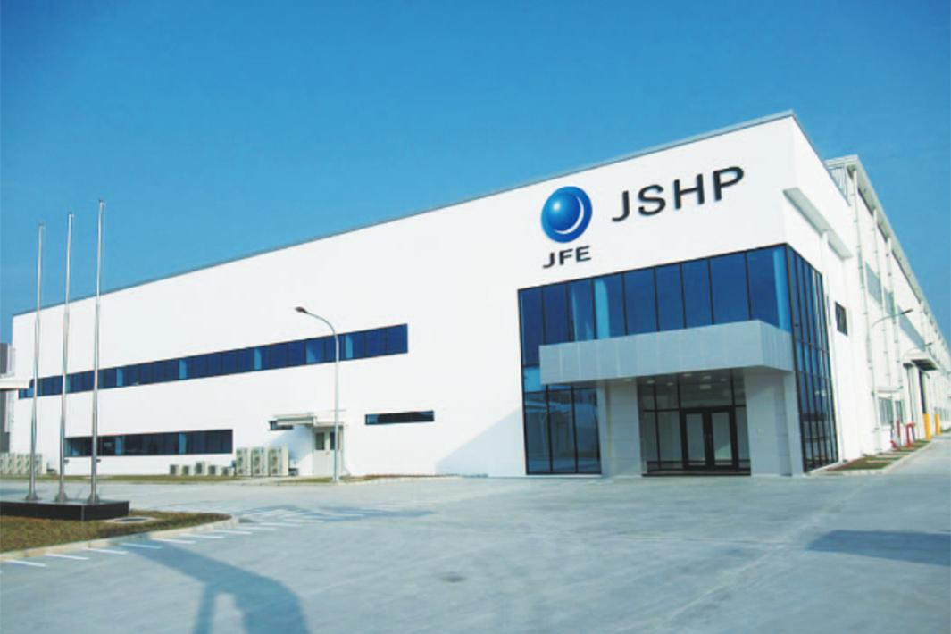 JFE商事、ベトナムCC第2工場完成 北部ハイフォン、能力増強