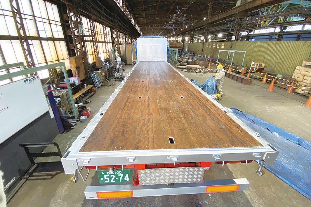 広島メタル&マシナリー、トラック架装事業参入 設備・人材生かし収益強化